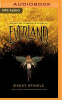 Cover image for Everland. bk. 1 [sound recording CD] : Everland series