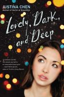 Cover image for Lovely, dark, and deep