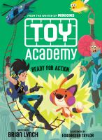 Cover image for Ready for action : Toy academy series
