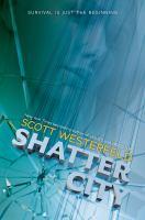 Cover image for Shatter city. bk. 2 : Impostors series