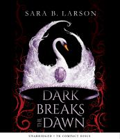 Cover image for Dark breaks the dawn. bk. 1 [sound recording CD] : Dark breaks the dawn series