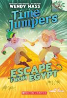 Cover image for Escape from Egypt! bk. 2 : Time jumpers series