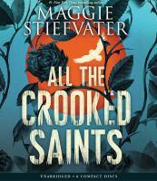Imagen de portada para All the crooked saints [sound recording CD]
