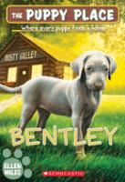 Cover image for Bentley. bk. 53 : Puppy place series