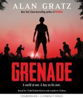 Imagen de portada para Grenade [sound recording CD]