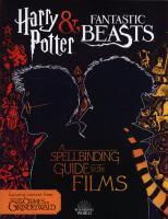 Imagen de portada para Harry Potter & Fantastic beasts : a spellbinding guide to the films