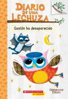 Cover image for GASTÓN HA DESAPARECIDO