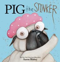 Cover image for Pig the stinker
