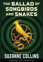 Cover image for The ballad of songbirds and snakes [sound recording CD] : Hunger games series