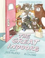 Cover image for The great indoors