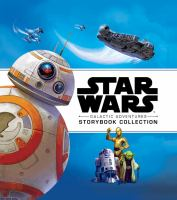Cover image for Star wars galactic adventures storybook collection. Storybook Collection.