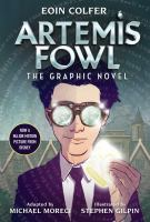 Cover image for Artemis Fowl : [graphic novel]