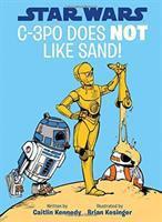 Imagen de portada para C-3PO does not like sand!