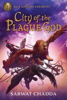 Imagen de portada para City of the plague god
