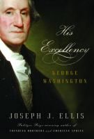 Cover image for His Excellency : George Washington