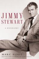 Cover image for Jimmy Stewart : a biography
