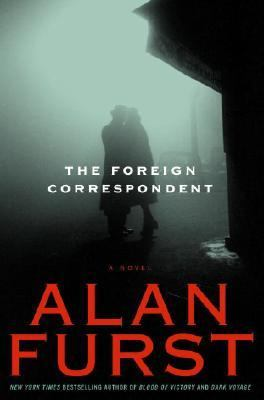 Cover image for The foreign correspondent. bk. 9 : a novel : Night soldiers series