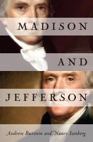 Cover image for Madison and Jefferson