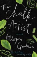 Cover image for The chalk artist : a novel