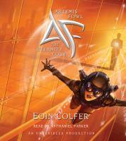 Imagen de portada para The eternity code. bk. 3 Artemis Fowl series