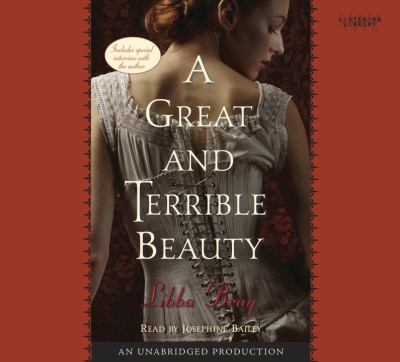 Cover image for A great and terrible beauty. bk. 1 Gemma Doyle series