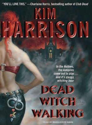 Imagen de portada para Dead witch walking. bk. 1 [sound recording CD] : Rachel Morgan series