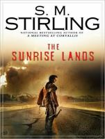 Cover image for The sunrise lands. bk. 4 The Change series