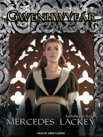 Cover image for Gwenhwyfar, the white spirit [sound recording CD] : an Arthurian novel