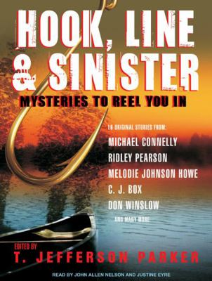Imagen de portada para Hook, line & sinister [sound recording CD] : mysteries to reel you in