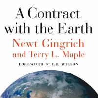 Cover image for A contract with the earth