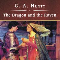 Cover image for The dragon and the raven