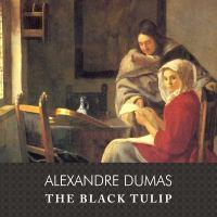 Imagen de portada para The black tulip
