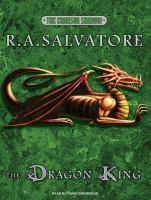 Imagen de portada para The dragon king. bk. 3 [sound recording MP3] : Crimson Shadow series