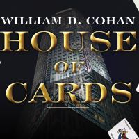 Cover image for House of cards a tale of hubris and wretched excess on Wall Street