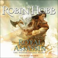 Cover image for The farseer royal assassin