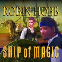 Cover image for Ship of magic