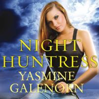 Cover image for Night huntress