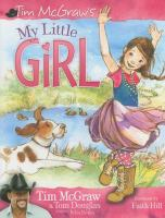 Cover image for My little girl