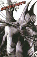 Cover image for Batman, detective [graphic novel]