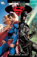 Cover image for Superman, Batman. Big noise