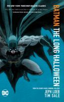 Cover image for Batman : the long Halloween