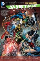 Cover image for Justice League. Vol. 3 [graphic novel] : Throne of Atlantis