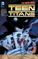 Cover image for Teen Titans. Vol. 3 [graphic novel] : Death of the family