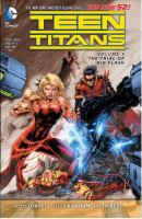 Cover image for Teen Titans. Vol. 5 [graphic novel] : The trial of Kid Flash