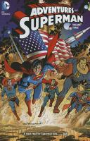 Cover image for Adventures of Superman. Vol. 3 [graphic novel]