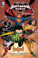 Cover image for Batman and Robin. Vol. 7 [graphic novel] : Robin rises