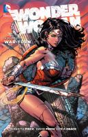 Cover image for Wonder Woman. Vol. 7 [graphic novel] : War torn