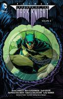 Imagen de portada para Batman. Legends of the Dark Knight. Vol. 5 [graphic novel]