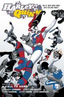Cover image for Harley Quinn. Vol. 4 [graphic novel] : A call to arms