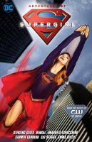 Cover image for Adventures of Supergirl [graphic novel]